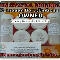 paket cream hn crystal 35gr original