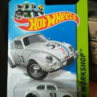 Hotwheels Diecast Herbie
