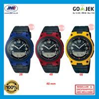 Jam Tangan Pria Original CASIO AW-80 AW80 -1A2 -1A -2B -4B -9B -7A2 -7