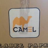 Sticker vinyl Camel A3+ (glossy,mate transparent) untuk HP INDIGO