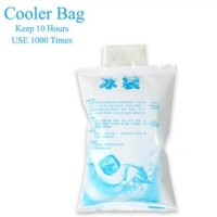 Ice Gel Bag 200ml Es Jelly Jel Batu Pack Cooler Bag Tetap Dingin