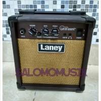 Ampli / Amplifier Gitar Akustik Laney LA 10