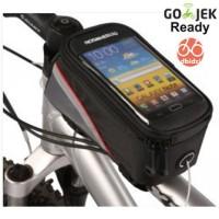 Roswheel 5.5 inch Bike Waterproof Bag tas untuk HP GPS sepeda / motor