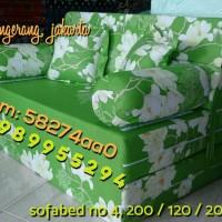 Sofa Bed INOAC P 200 x L 120 x T 20