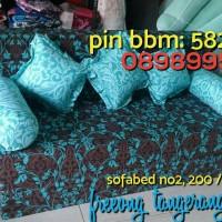 Sofa Bed kasur INOAC P 200 x L 160 x T 20