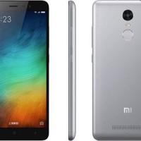 Xiaomi Redmi Note 3 Pro [Gray] [KATE] (Ram 3gb Rom 32gb) garansi distr