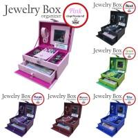 PROMO!! Jewelry Box / Kotak Tempat Perhiasan, Emas, Kalung, Cincin