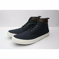Oboes Shoes // Black master fox Original Handmade 1.Hitam, 2.Navy (bir
