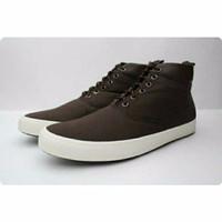 Oboes Shoes // Black master fox coklat Original Handmade / Sepatu casu