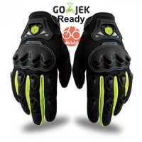 SCOYCO MC29 gloves sarung tangan motor fullfinger touring / harian