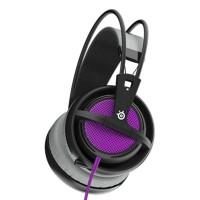 SteelSeries Siberia 200 Gaming Headset Sakura Purple (Kode: HDSX-13)