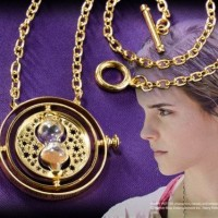 Kalung Harry Potter Time Turner Necklace Hermione Granger
