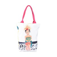 Kamalika Artprints Pendet Tall Bag