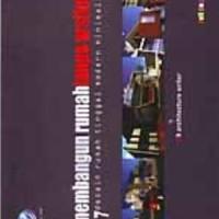 BUKU MEMBANGUN RUMAH TANPA ARSITEK ORIGINAL ft