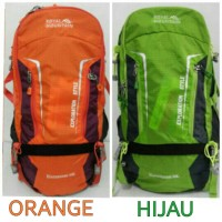 harga Tas Gunung/Backpack Royal Mountain 1645-50L Tokopedia.com