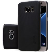 Nillkin Super Frosted Shield Case Samsung Galaxy S7 Flat ORI Black