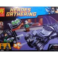 Jual LEGO BATMAN VS SUPERMAN - BATMOBILE KRYPTONITE INTERCEPTOR Murah