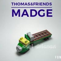 MADGE Thomas & Friends Take n Play