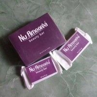 Jual Nu Amoorea NuAmoorea Beauty Bar, 1/2 Bar Sabun Wajah Herbal Murah