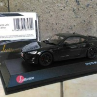 Toyota 86 TRD - 1:43 Jcollection black