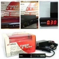 Auto Turbo Timer Apexi for NA and TURBO (NET) Hemat 0302