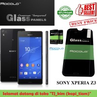 Sony Xperia Z3 / L55t - Mocolo Front Premium Tempered Glass
