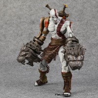Action Figure PVC NECA Kratos Ghost Of Sparta Ultimate God Of War