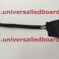 LVDS IPEX D6 IP-40P-D6L-250-DB2.0-20P+PHR6P
