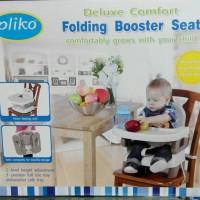 harga KURSI MAKAN BAYI PLIKO - PLIKO BABY BOOSTER SEAT - MASTELA , BABYDOES Tokopedia.com