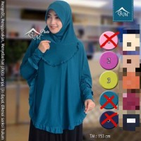 harga Jilbab Instan Lengan Allia Bahan Spandex Tokopedia.com