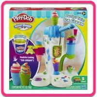 Play-Doh Perfect Twist Ice Cream - Original By Hasbro