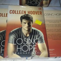 Novel Colleen Hoover Losing Hope Segenap Daya Hopeless
