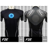 Jual KAOS IRON MAN SUPERHERO FULL BODY / FULLPRINT (F2E) Murah