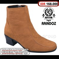 Jual Sepatu High Heels Boots Wanita Boot Cewek Elegan Cantik Gaya Cibaduyut Murah