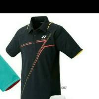 Kaos/ Baju polo shirt Yonex/ Kaos kerah olahraga/ Kaos Tennis