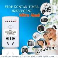 harga Stop Kontak Timer Digital 10 Hours/10 Jam Tokopedia.com