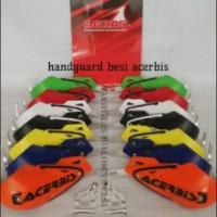 handguard acerbis besi