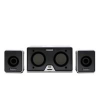SPEAKER SIMBADDA PMC 283 2.1 CHANNEL MP3 PLAYER ORIGINAL