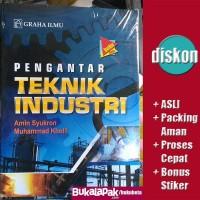 Pengantar Teknik Industri - Amin Syukron Berkualitas