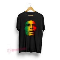 harga T-shirt / Kaos Bob Marley 2002 - Dear Aysha Tokopedia.com