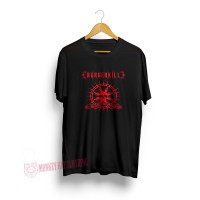 harga T-shirt / Kaos Burgerkill Smokin The Ground 2403 - Dear Aysha Tokopedia.com