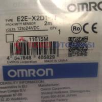 Omron Proximity Sensor E2E-X2D1-N 2M OMS