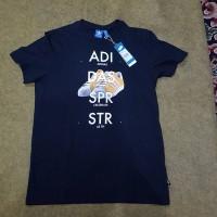 harga Adidas (original) Superstar Graphic Tee Black Kaos Tokopedia.com