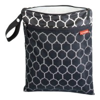 Skip Hop Grab&Go Wet/Dry Bag Onyx Tile - Tas waterproof
