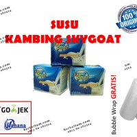 Susu Kambing Etawa plus Propolis - Alternatif Provit