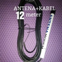 Antena penguat sinyal HP/MODEM inovasi omnidirectional 12 meter