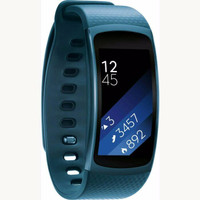 Samsung Gear Fit 2 Large Blue TERMURAH