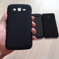 Samsung Grand 1 Duos 2 Prime Casing Hitam Black Doff Premium Hardcase
