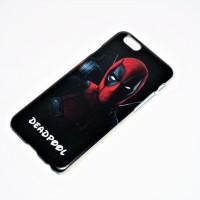 Jual Hard Case Deadpool Superhero for Iphone 6 / 6S Murah