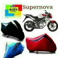 cover motor yamaha vixion/mantel/selimut untuk motor 150cc sejenisnya
